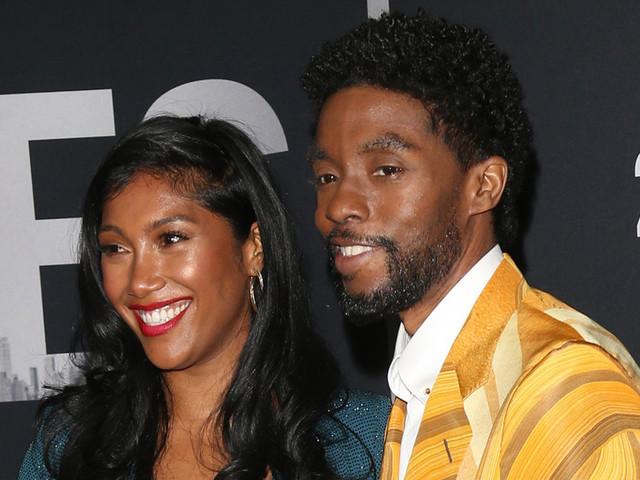 Chadwick Boseman's Wife Taylor Simone Ledward Gives Emotional Tribute To Late 'Black Panther' Star At Gotham Awards