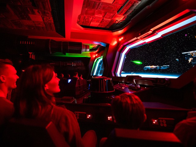 Long-awaited Star Wars: Rise of the Resistance ride opening at Disneyland