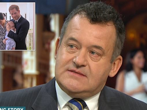 Princess Diana's butler Paul Burrell says princes know they have different roles to play