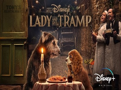 Watch Love Start to Bloom in this 'Lady and the Tramp' Trailer