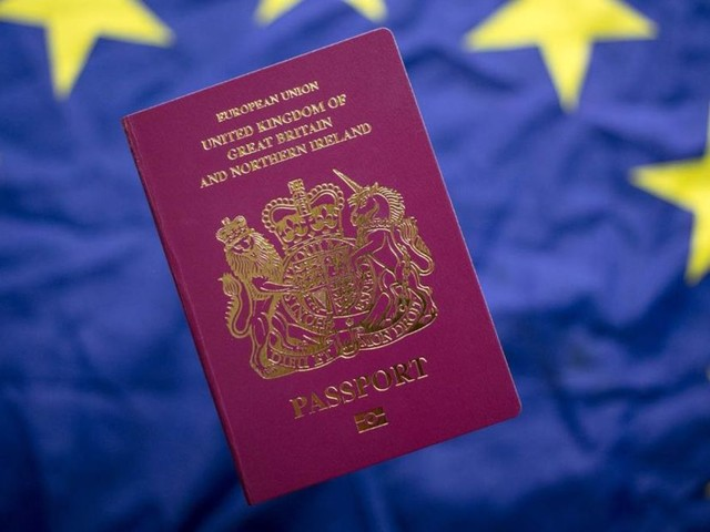 Millions of Brits warned to renew passports by Friday