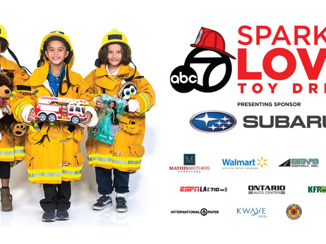 Spark of Love Toy Drive 2019 - Donate today