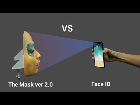 New Video Proves iPhone X's Face ID Can Be Tricked By Masks