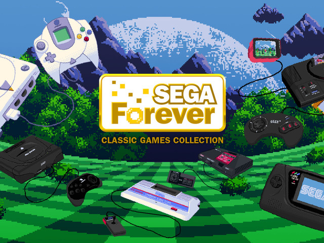 Sega wants to turn its classic catalogue into 'the Netflix of retro gaming'