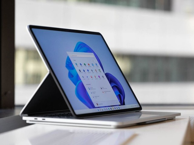 The Surface Laptop Studio isn't as original as Microsoft would have you believe