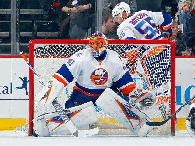 Short-Handed Goal In Third Period Dooms Islanders In L.A.