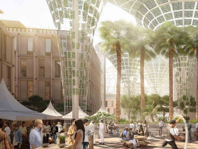 News: Expo 2020 to tackle global challenges in Dubai