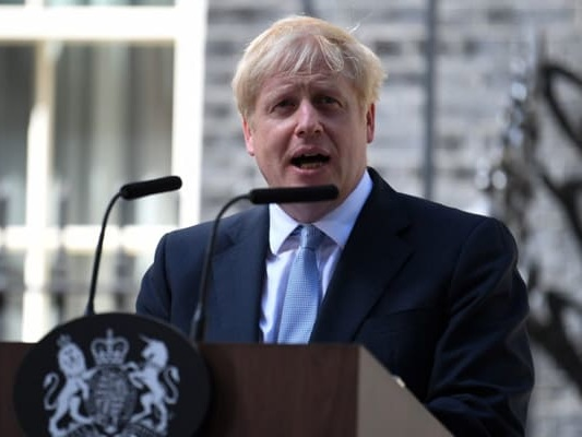 """Boris Johnson Urges Trump To Remove """"Considerable Barriers"""" For UK Trade"""