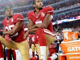 Stand or stay out of sight: NFL takes on anthem protesters