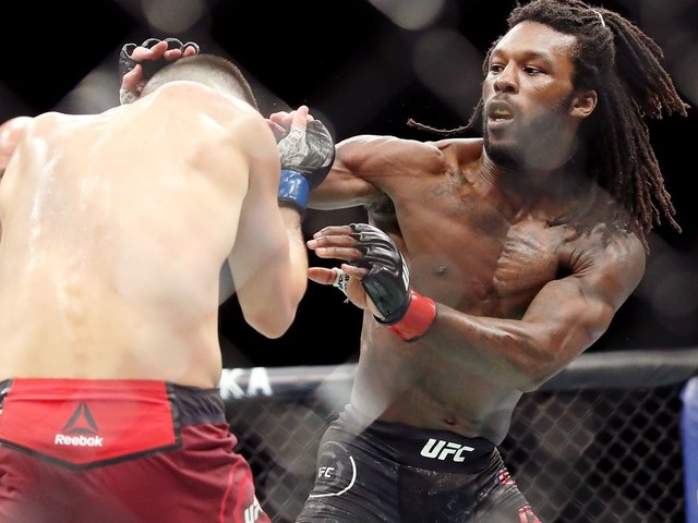 UFC vet Green facing two charges of DUI manslaughter