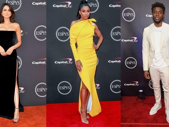 ESPY Awards 2018 Fashion Round-Up