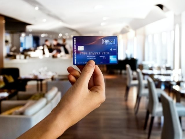 I pay $450 a year for a Hilton credit card, and I just earned half that fee back in a single night