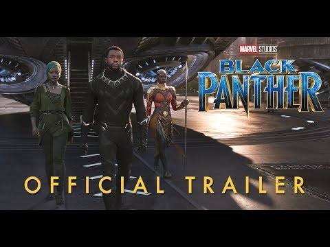 'Black Panther' trailer is out and it looks really, really cool