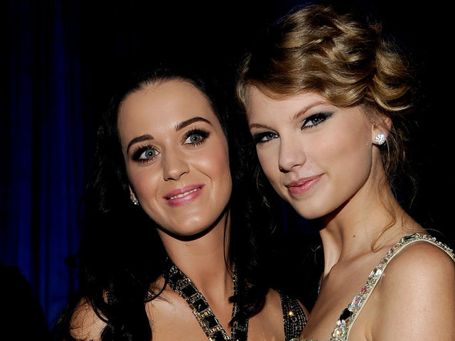 Katy Perry Would 'Love' for Taylor Swift Beef to 'End'