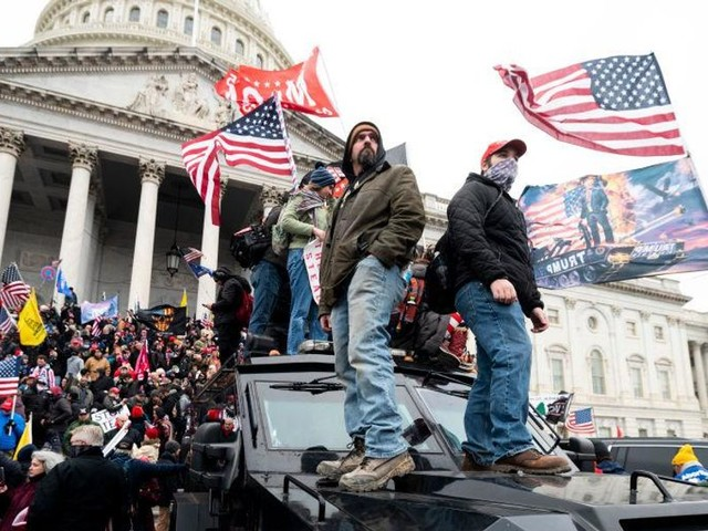 Tucker Carlson claims FBI agents 'almost certainly' helped plot the Jan. 6 Capitol siege