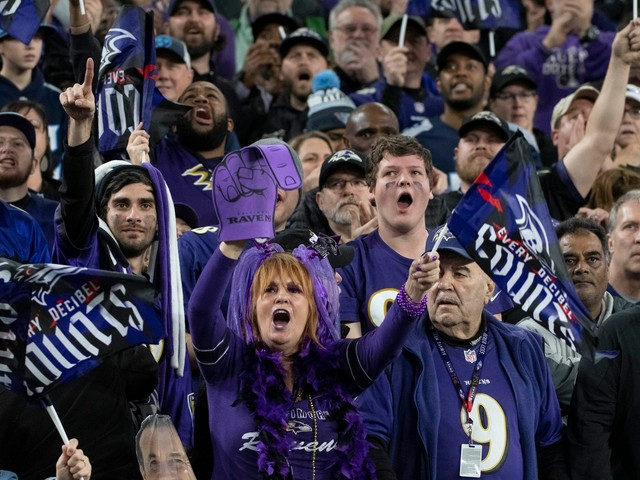 Ravens plan to limit home crowds to fewer than 14,000 per game, if fans are allowed at all