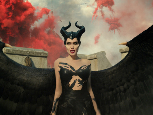 Film Review: Angelina Jolie in 'Maleficent: Mistress of Evil'