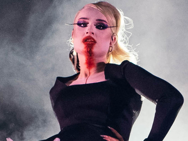 Kim Petras Billboards Appear to Taunt Westboro Baptist Church