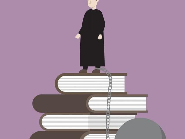 Changing our mind-set about student loan forgiveness (opinion)