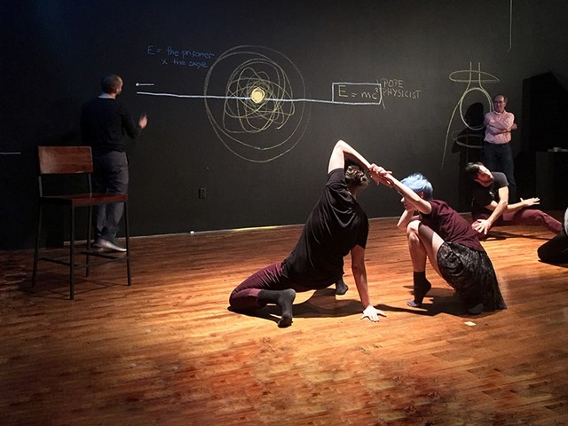 Science and Art Unite at Invisible Jazz Labs