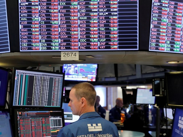 Tech stocks slide as Google faces renewed antitrust pressure