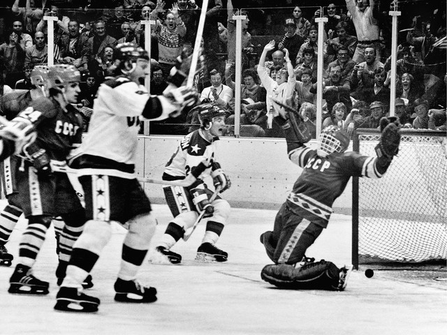 Miracle on Ice shows how much Olympics on TV have changed