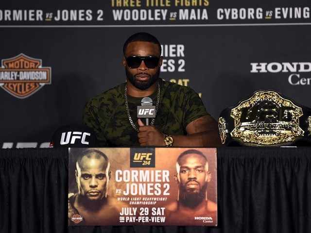 Woodley: White's 'full of sh-t' diss was 'very damaging for me'