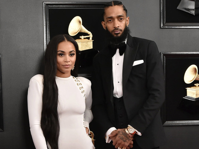 Lauren London shares she's missing Nipsey Hussle in tribute
