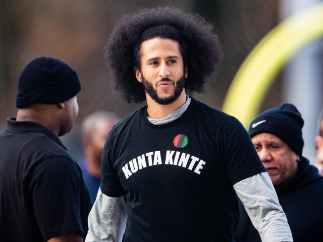 Map shows which states support Colin Kaepernick the most
