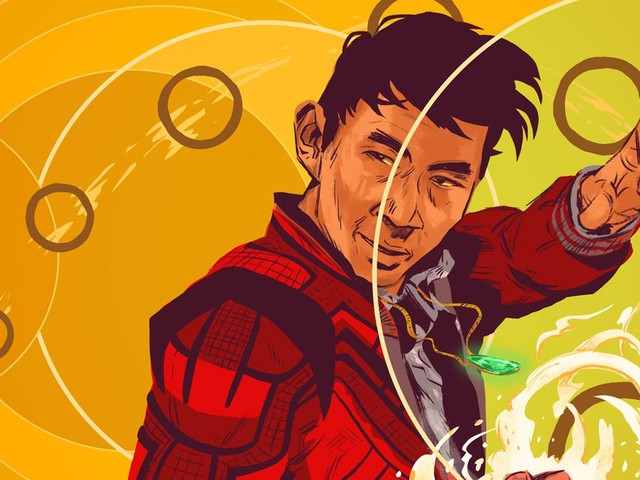 The Reclamation of Shang-Chi