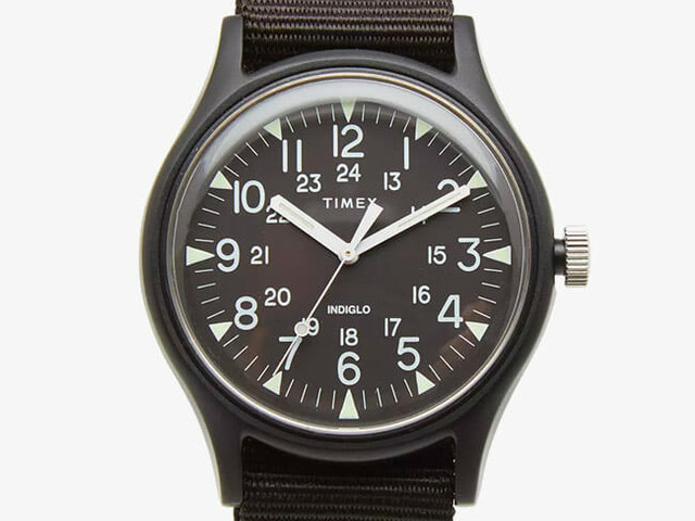 Get This Affordable, Military-Style Field Watch for Just $59