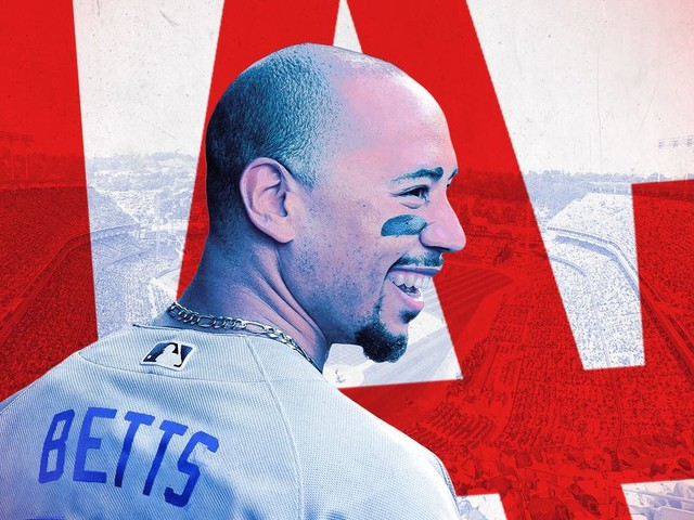 The Mookie Betts Trade Makes the Dodgers Super Contenders