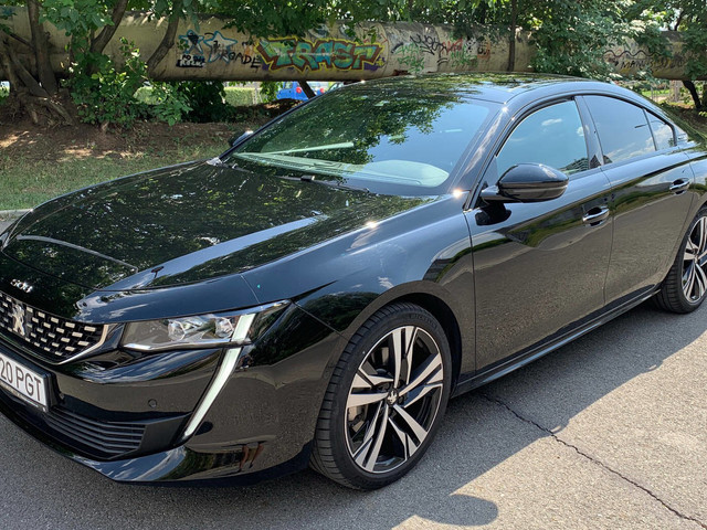Driven: 2019 Peugeot 508 Fastback Bets On Style And Tech To Win You Over