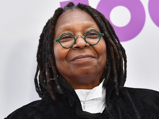 Whoopi Goldberg Says She's 'Very Happy' Being Single: 'I'm Not Looking for Anyone'
