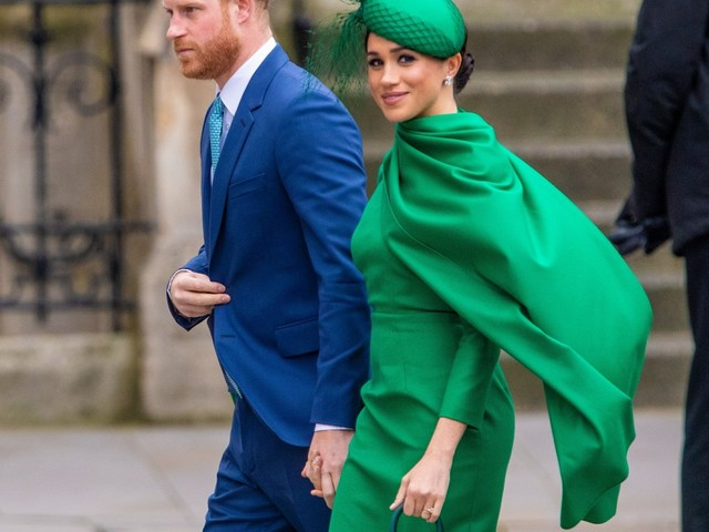 For the love of God, Duchess Meghan is not attending the Diana-statue unveiling