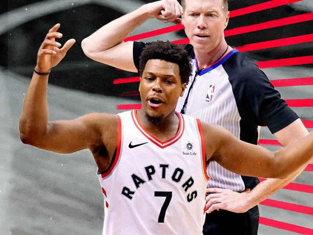 Kyle Lowry's foul trouble is the hidden key to the 2019 NBA Finals