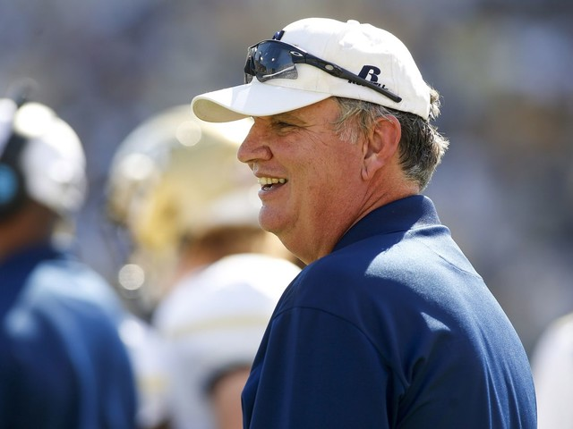 Paul Johnson's Georgia Tech: even less predictable than usual in 2017