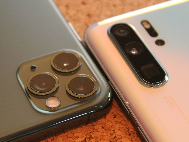 Huawei P30 Pro vs. iPhone 11 Pro Max camera shootout: iPhone takes the crown