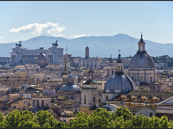 Finnair / American – $430: New York – Rome, Italy. Roundtrip, including all Taxes