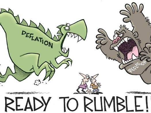 The Inflation Or Disinflation Debate Continues