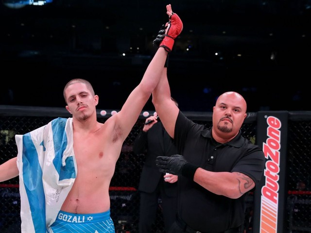 The 18-year-old Israeli's 11 second submission win was completely rehearsed, just like Jorge Masvidal's 5 second flying knee knockout last month