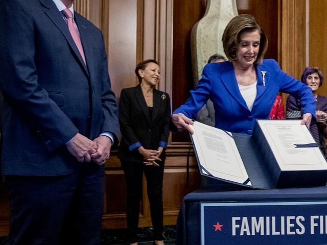 Nancy Pelosi says she doesn't plan to get a coronavirus test