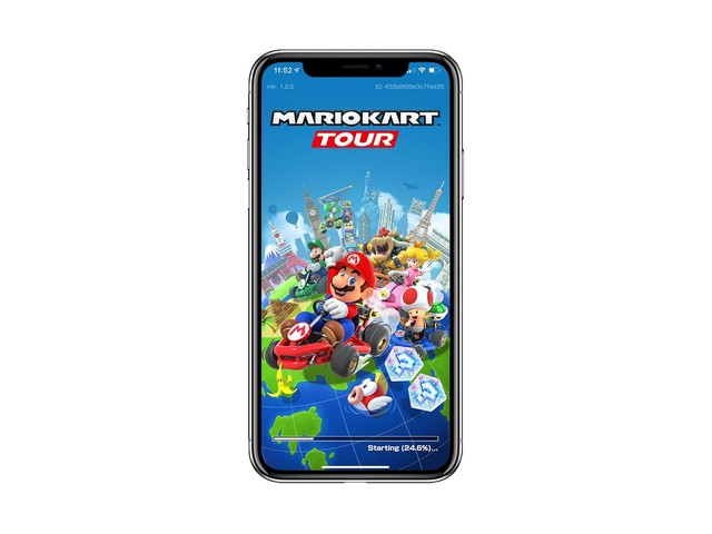 Rev Your Engines — Mario Kart Is The Most Downloaded iPhone Game Of 2019!