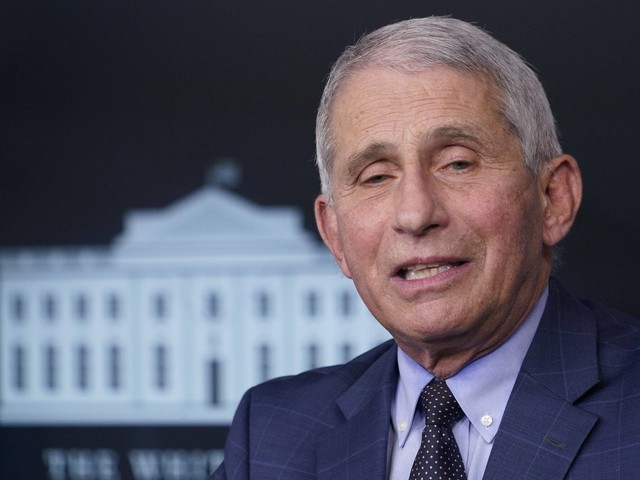 Dr. Fauci is terrified of what's about to happen with COVID-19 in America