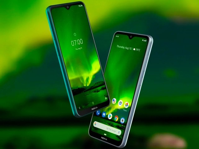 Nokia 7.2 is the best selling Nokia smartphone in India since May 2020