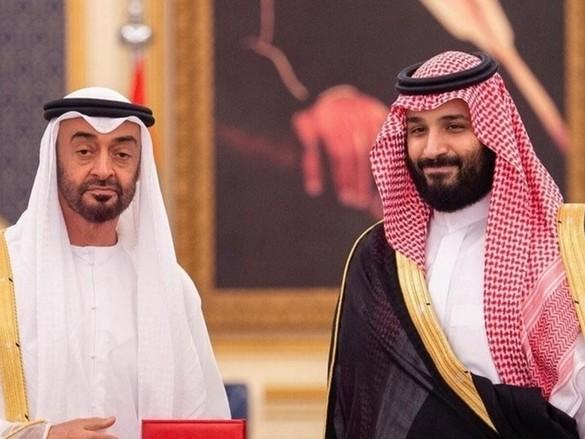 Saudi Crown Prince condoles death of Sheikh Sultan