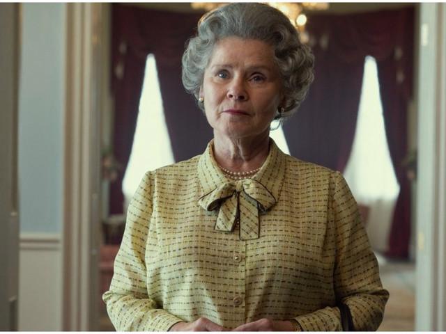 'The Crown': First Look at Imelda Staunton as Queen Elizabeth II in Season 5