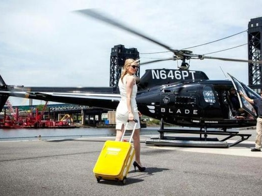 Uber For The 1%: Helicopter Ridesharing Flourishes Over NYC, But Haters Seek To Ban