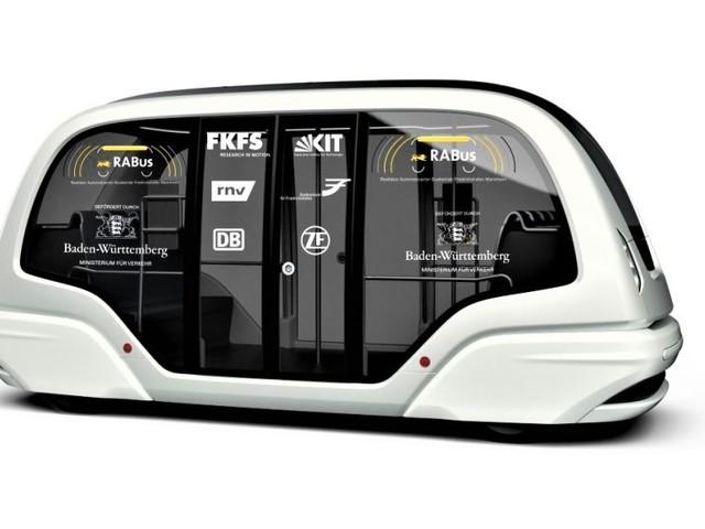 RABus Rolls out Self-driving Busses: Electrified & Autonomous Vehicles