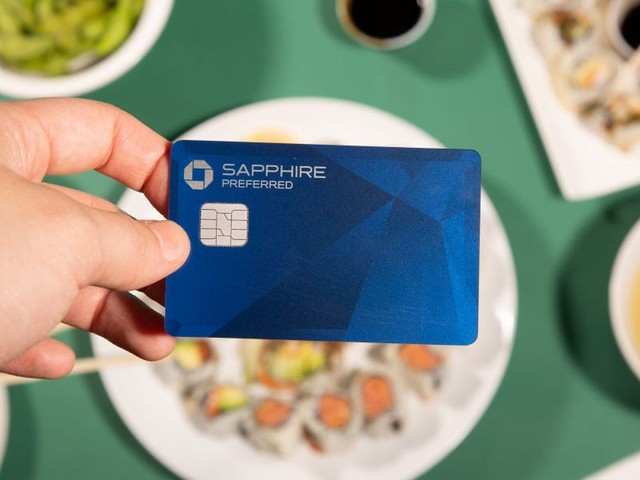 The Chase Sapphire Preferred is offering a sky-high sign-up bonus — here's how to check if you're eligible